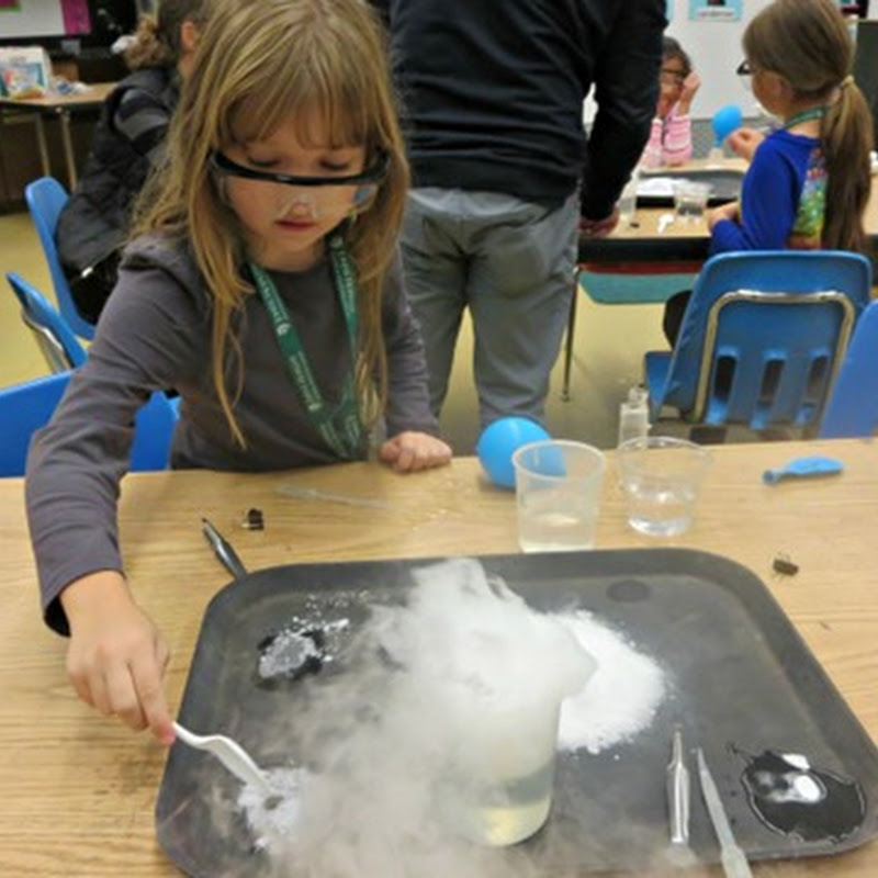 Exploring States of Matter: Dry Ice
