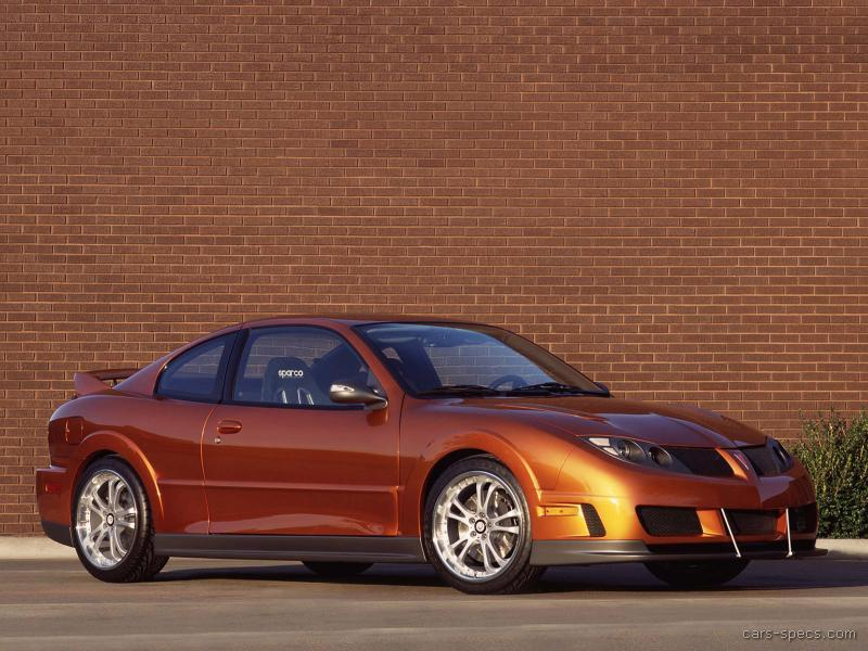 2001 Pontiac Sunfire Sedan Specifications Pictures Prices