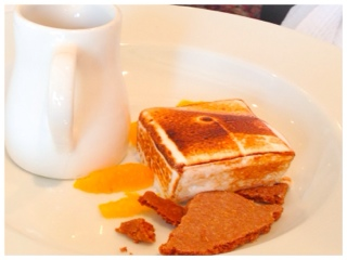 Terrace Restaurant at the Elmwood Spa smore