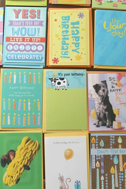 cards from Hallmark