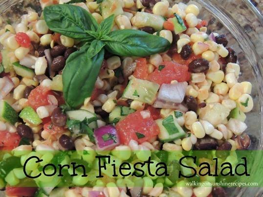 corn fiesta salad promo