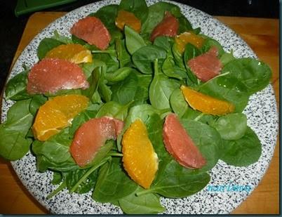 ensalada verde con langostinos al aroma de cítricos1 copia