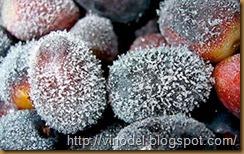 Морозильные камеры и виноград
