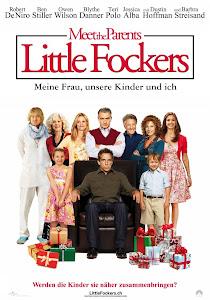 Gặp Gỡ Thông Gia - Little Fockers poster