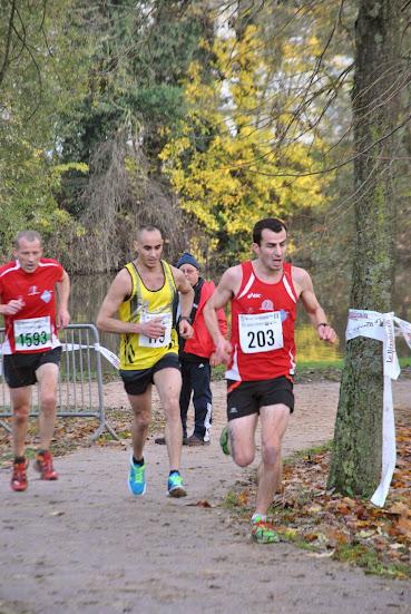 Cross du Républicain Lorraine 2014, course des hommes
