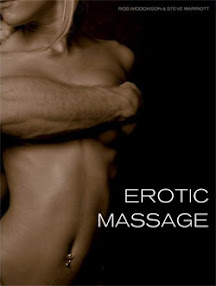 Cover of Linda Martz's Book Erotic Massage Beginning The Legs