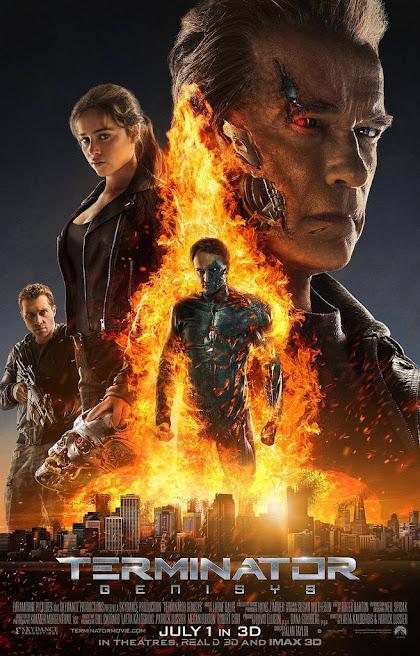 Εξολοθρευτής: Γένεsys (Terminator: Genisys) Poster