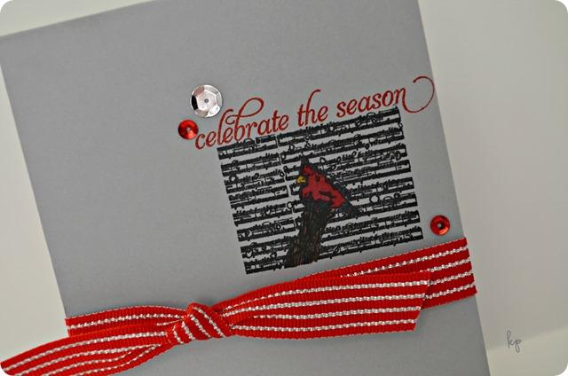 Celebrate the Season Close Up