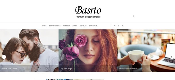 bastro-template