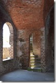Fort Clinch stairs
