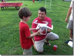 Roland, drone