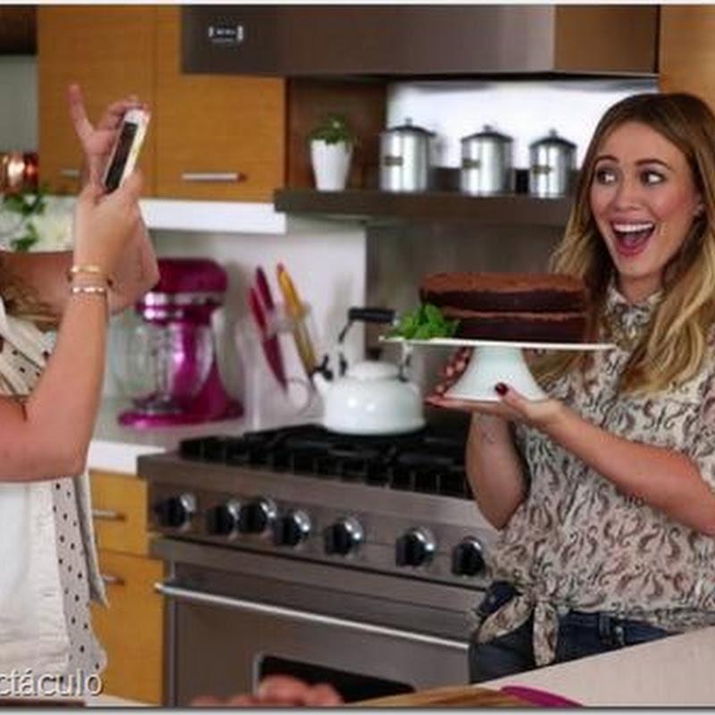 Hilary en cocinando con haylie duff sinopsis elenco for Cocinando 15 minutos con jamie