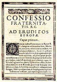 Cover of Anonymous's Book Confessio Fraternitatis