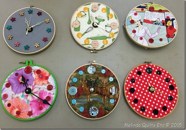0915 Clocks