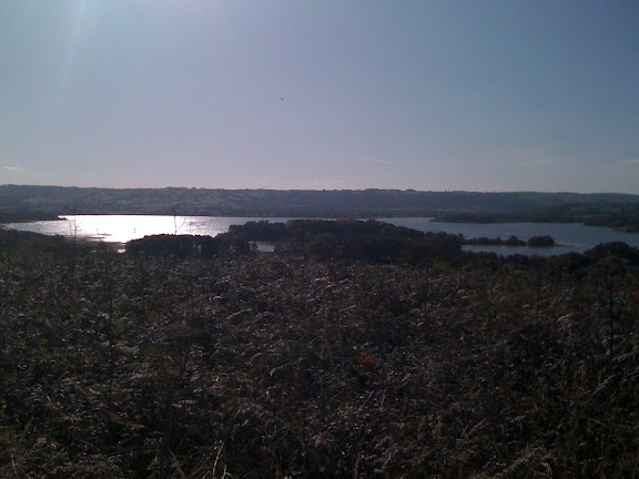 Chew Valley Lake from Knowle Hill