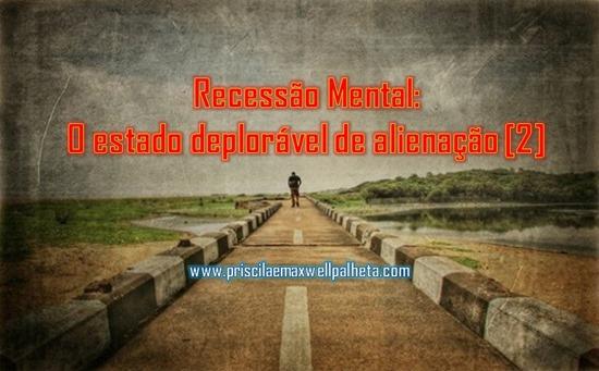 recessão mental