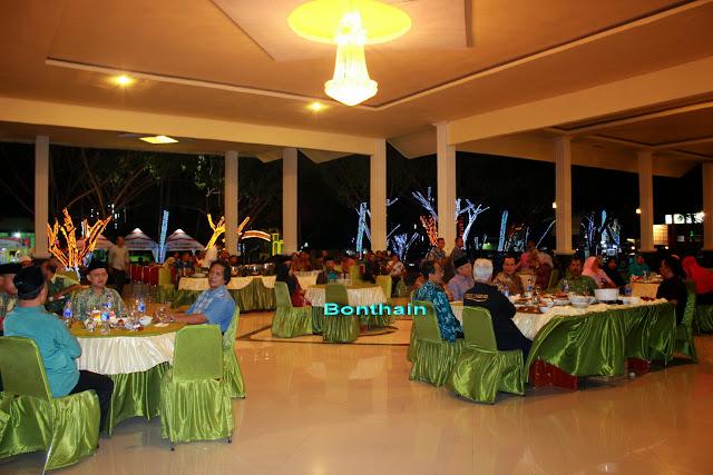 Hutan Desa Berlanjut, M. S. Kaban Turut Senang-1