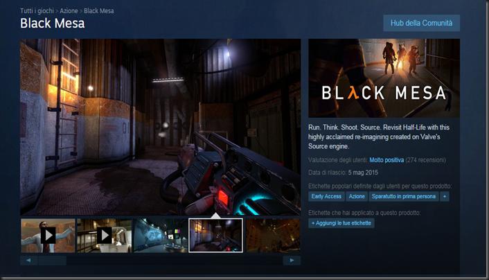 Black Mesa Steam