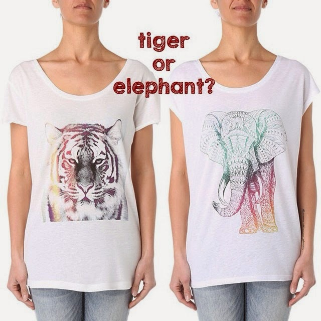 04 TIGER OR ELEPHANT