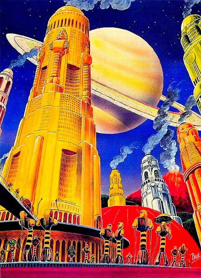 Dark Roasted Blend: Retro-Future: Glorious Urbanism