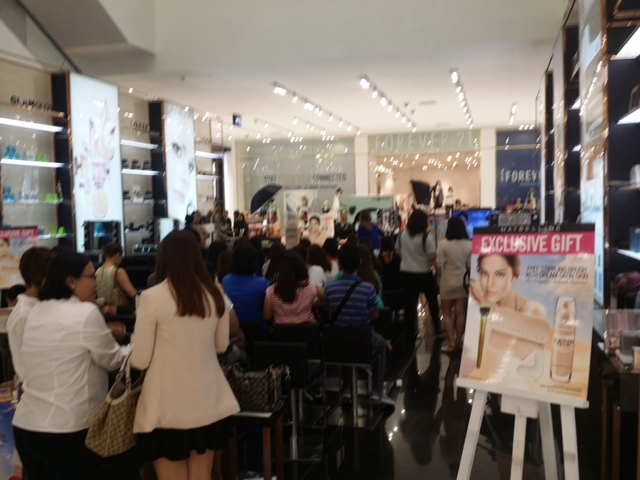 Maybelline x Rare Vanity Meet and Greet!