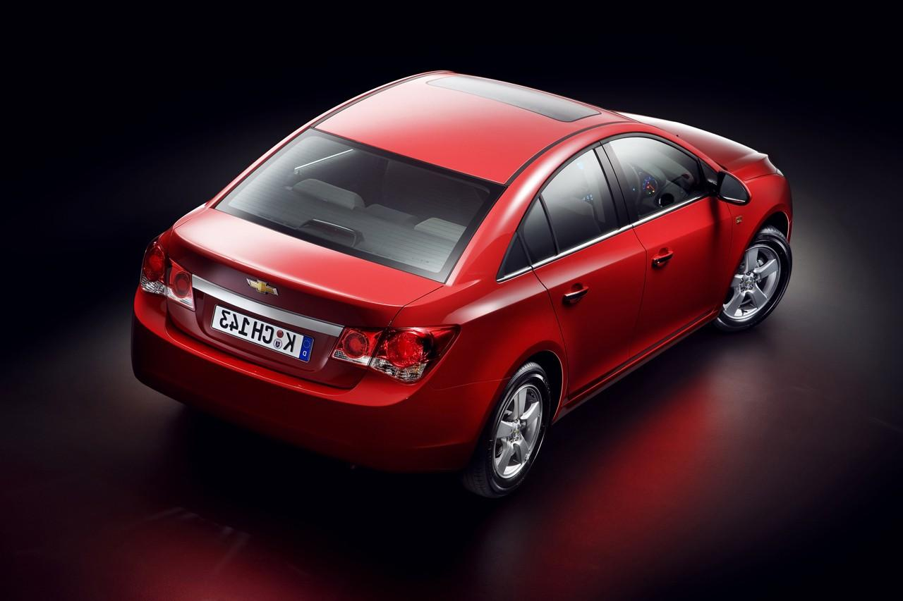 All-New Chevrolet Cruze