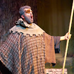 Bass Timothy J. Bruno as The Wanderer in Wagner's