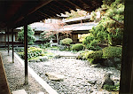 Rock garden, Northern Culture Museum, near Niigata City.
