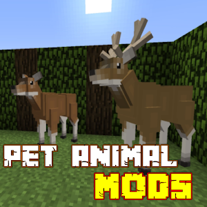 Animal Pet MCPE Mods app for android