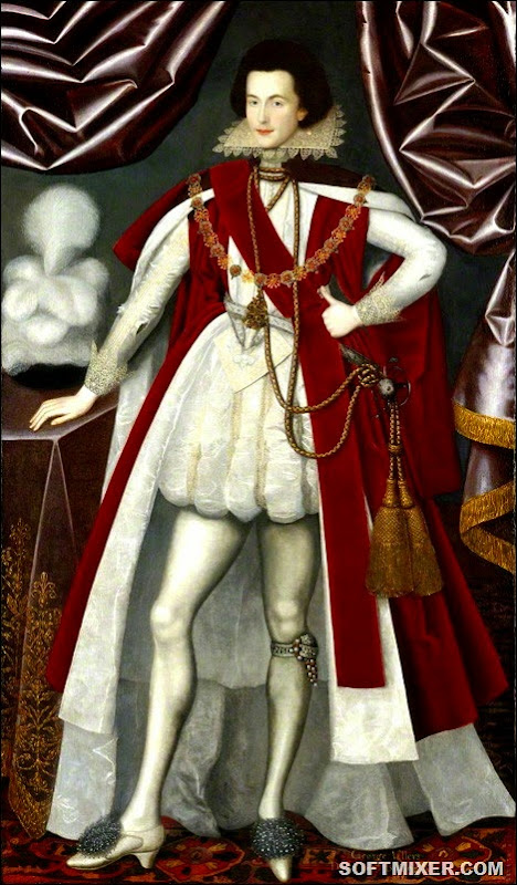 NPG 3840; George Villiers, 1st Duke of Buckingham