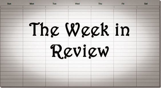 A weekly review of the posts from Shona Skye Creative