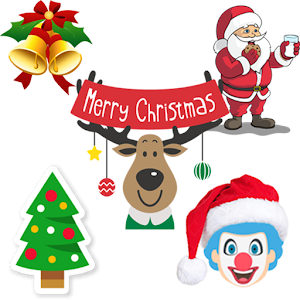 Christmas Stickers For Whatsapp - WAStickerApps For PC (Windows & MAC)