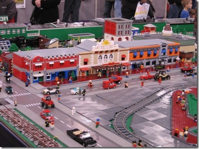 IMG_0816 Puget Sound Lego Train Club Layout at the WGH Show in Puyallup, Washington on November 21, 2009