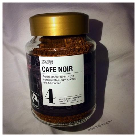 Cafe noir instant hasselnød