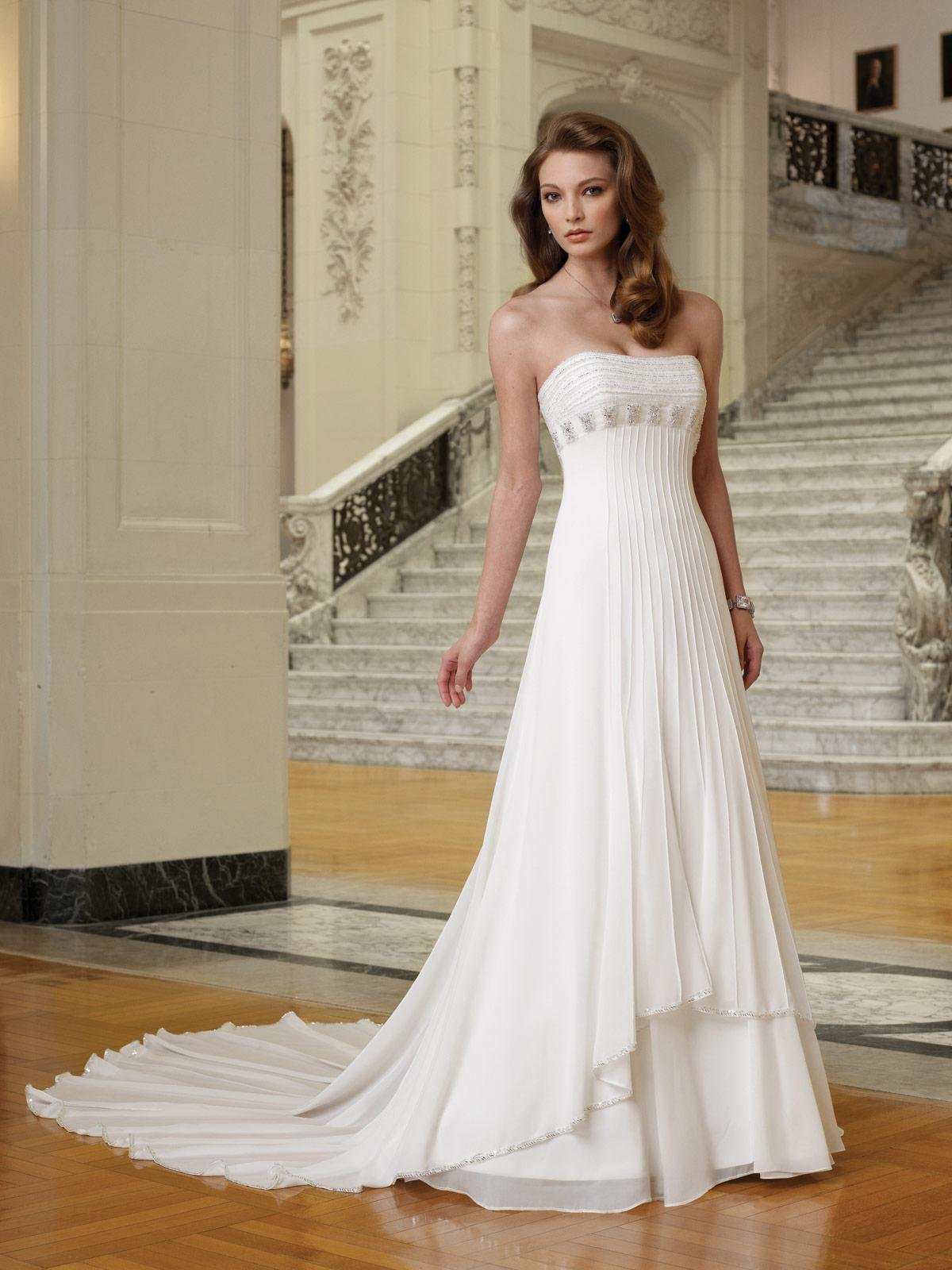 Fashion Elegant Weddingdress