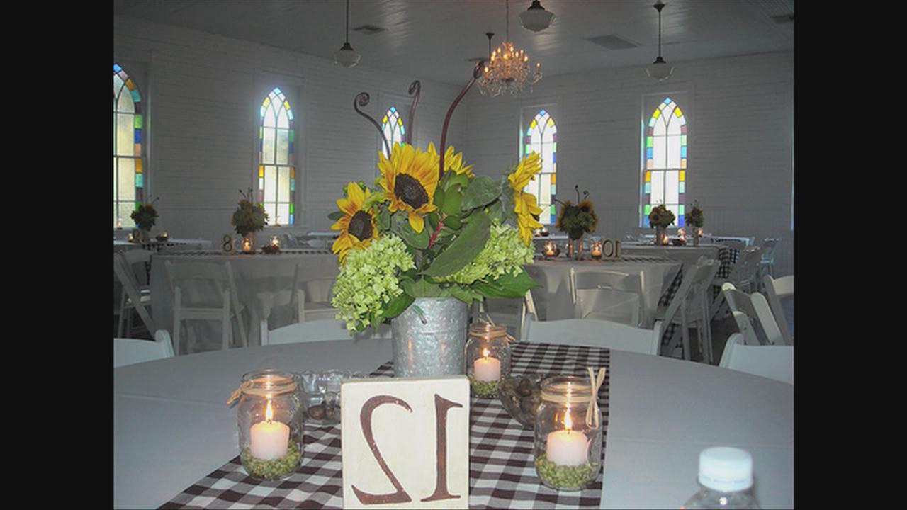 wedding hall decorating ideas