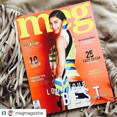 Anne Curtis for Meg Sept. 2015