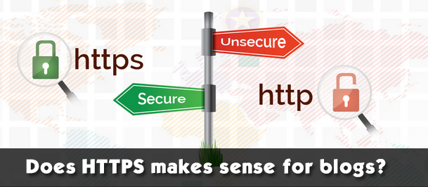 HTTPS settings for blogs