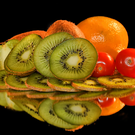 fruits with the tomatoes by LADOCKi Elvira - Food & Drink Fruits & Vegetables