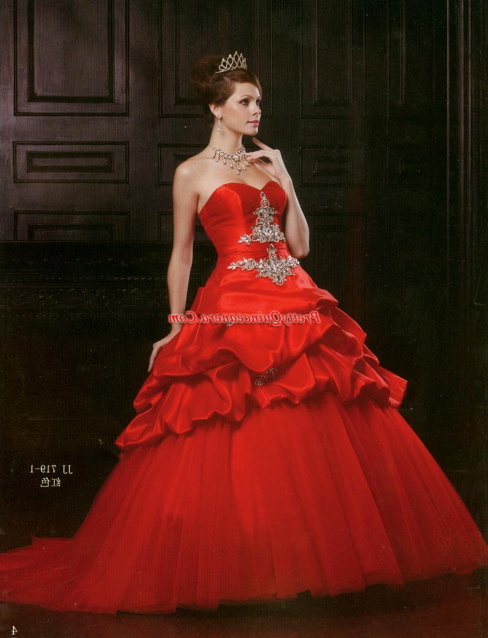 Quinceanera Wedding Dresses