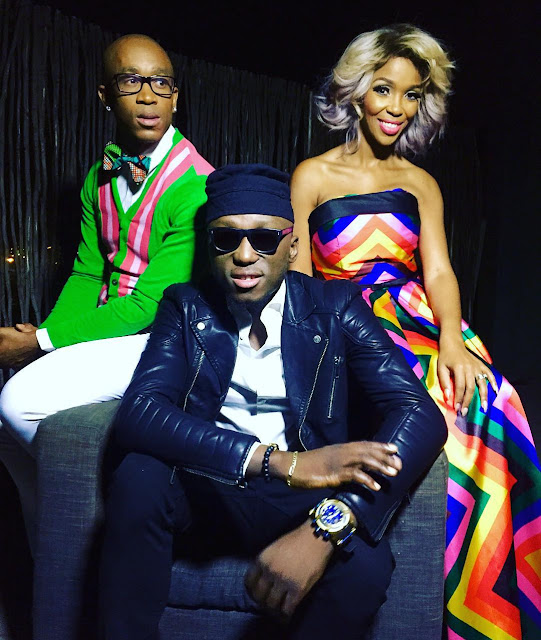 Dj Spinall, Mafikizolo And Ice Prince To Release Video For  New Single 'My Way' .