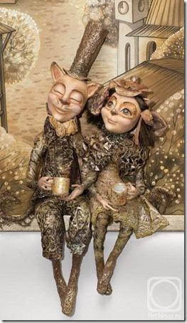 Muñecas de Nadezhda Sokolova Djembe  (13)