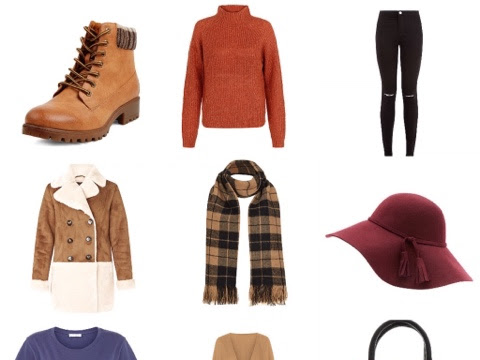 New look Autumn wish list