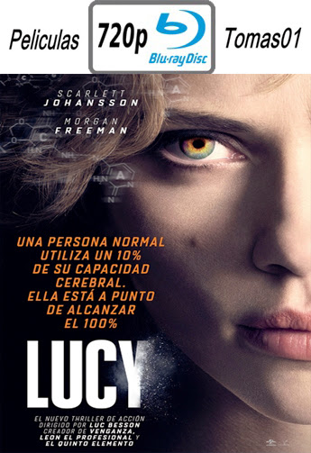 Lucy (2014) BRRip 720p