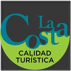 Sticker calidad turística