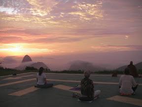 meditadores da madrugada