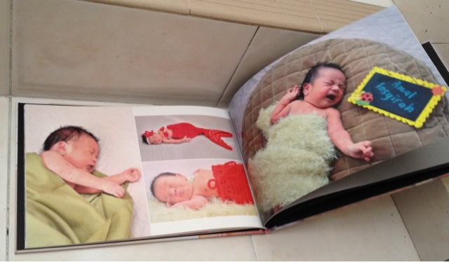 photo album murah photo album cantik maternity newborn baby photoshoot