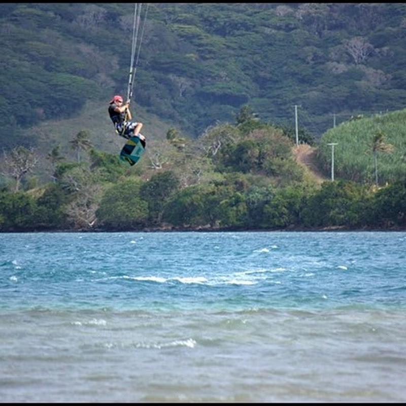 Kite Spot: Nananu-i-ra, Fiji