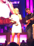 A show we saw at the Grand Ole Opry (Lauren Alaina performing) in Nashville TN 07252012-10