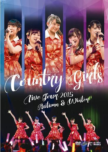 [TV-Variety] カントリー・ガールズ ライブツアー2015秋冬 (2016.05.11/DVDISO/5.68GB)